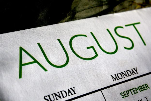 August in Review