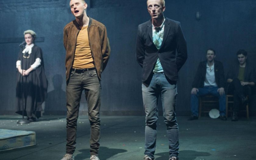 Trainspotting at the Citizens Theatre