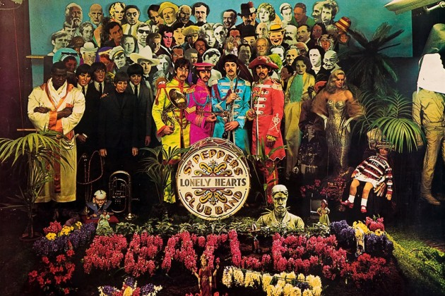 When Sgt. Pepper arrived