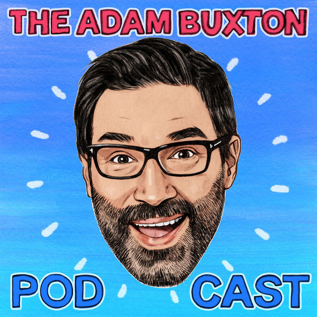 Adam Buxton podcast