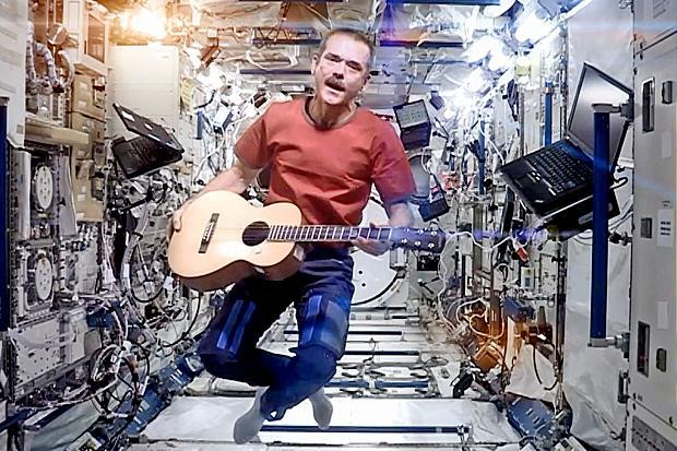 I met a spaceman