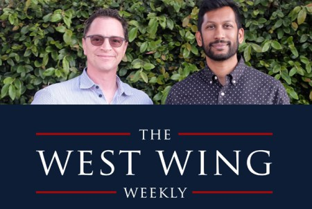 Podcast: The West Wing Weekly