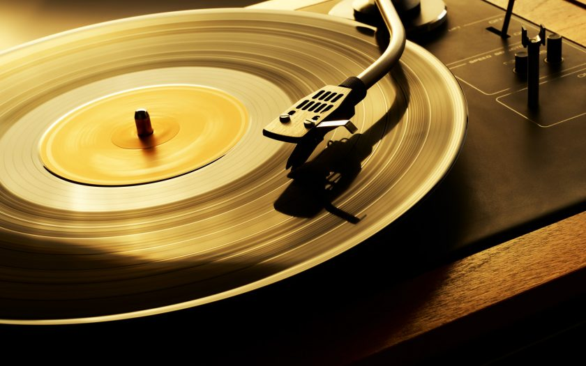 Vinyl is dead, long live vinyl