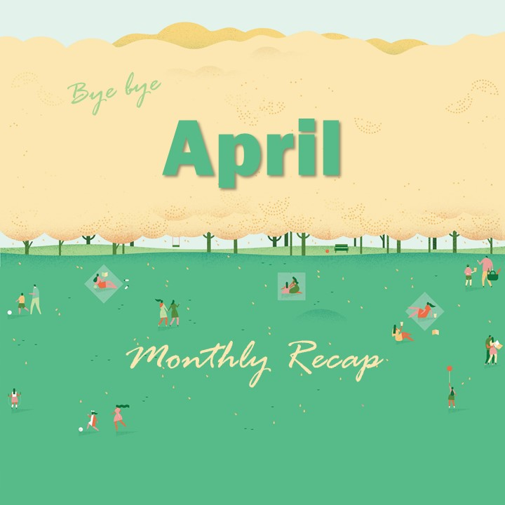 The Recap: April 2020
